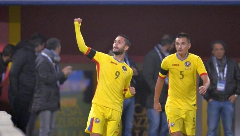 Botosaneanul Florin Andone a inscris primul gol la echipa nationala, in Italia - Romania 2-2! VIDEO