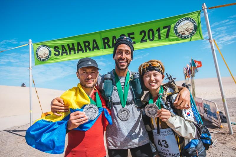 """Botoşăneanul Iulian Rotariu, locul IV în clasamentul general al """"Sahara Race""""!"""
