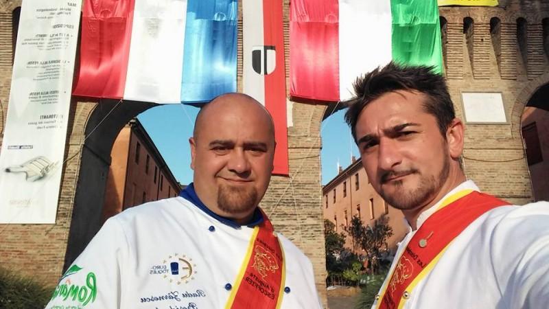 Botosaneanul Ovidiu Cheabac, de la salteaua de lupte în elita mondială a gastronomiei - GALERIE FOTO