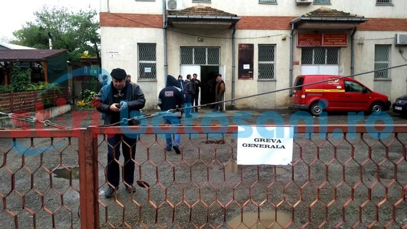 Botoşăneni afectaţi de protestul poştaşilor! Coletele nu mai ajung la Botoşani!