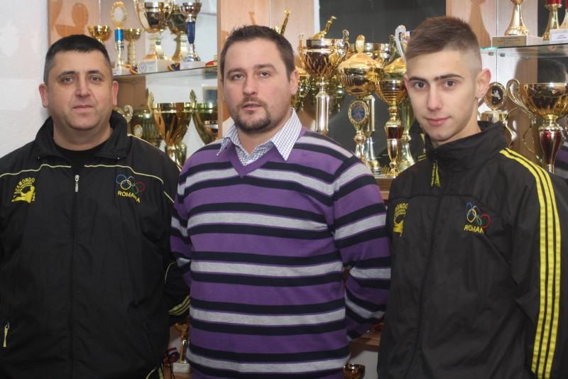 Botosaneni premiati la Adunarea Generala a Federatiei Romane de Taekwondo WTF