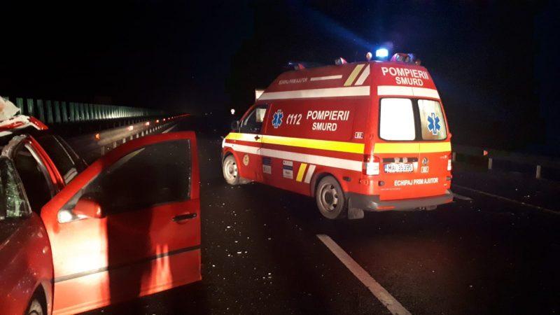 Botoșăneni răniți într-un accident rutier petrecut în Suceava