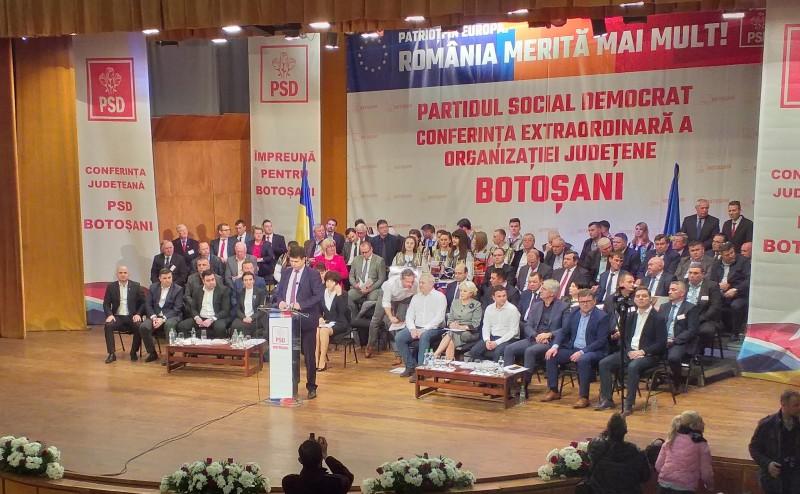Botoșănenii vor să o salute pe Viorica Dăncilă! O vor aștepta cu proteste la Botoșani!
