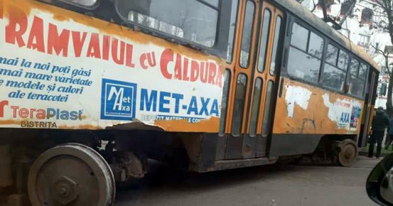 """Botoșănenii au început să semneze o petiție on-line: """"Fără tramvaiele pericol public din Botoșani"""""""