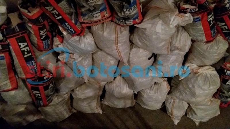 Botoşănenii, obligaţi să ducă deşeurile rezultate din construcţii la platformele de gunoi