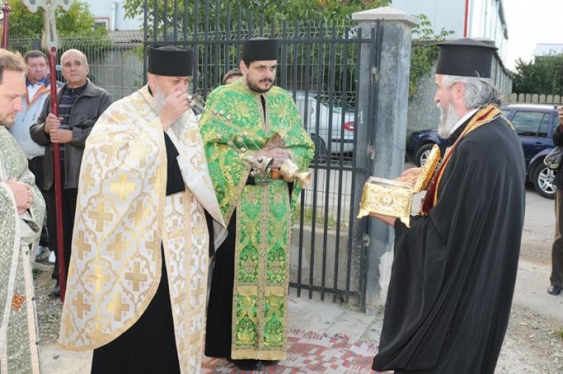 Botosanenii s-au inchinat la moaştele Sfântului Luca al Crimeei