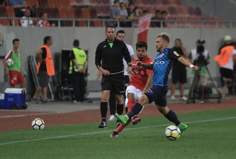 Botoşănenii vor fi arbitraţi de un bucureştean în meciul cu Dinamo