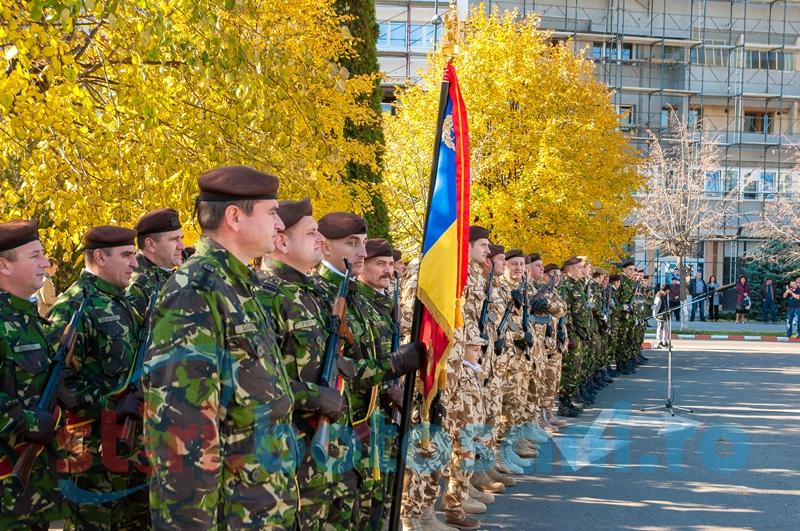 Botoșănenii vor sărbători de mâine Ziua Armatei Române!