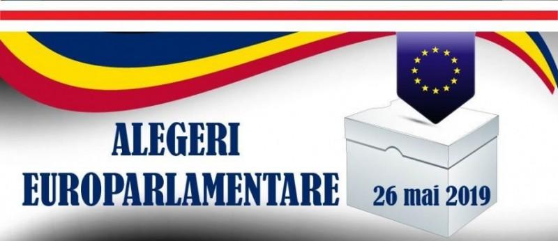 Botoșănenii votează: Alegeri europarlamentare și Referendum pe Justiție!