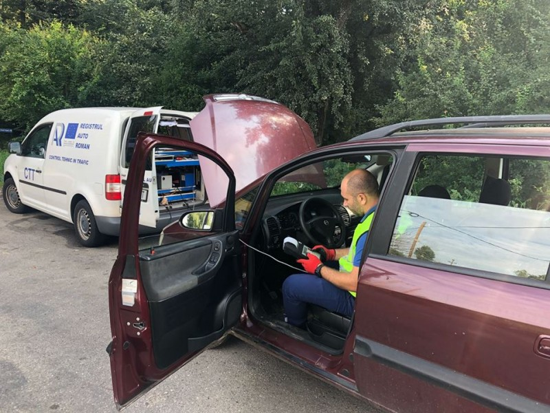 Botoșani: 121 de vehicule verificate tehnic în trafic de inspectorii RAR, în anul 2018, prezentau pericol iminent de accidente!