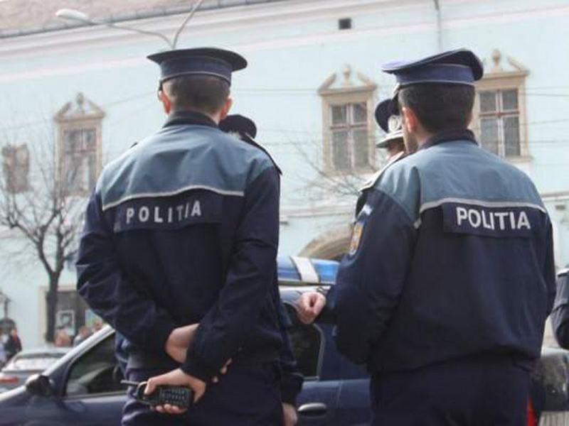 Botoșani: 150 de polițiști în stradă, pentru a asigura liniștea și siguranța publică în minivacanța de Paști!
