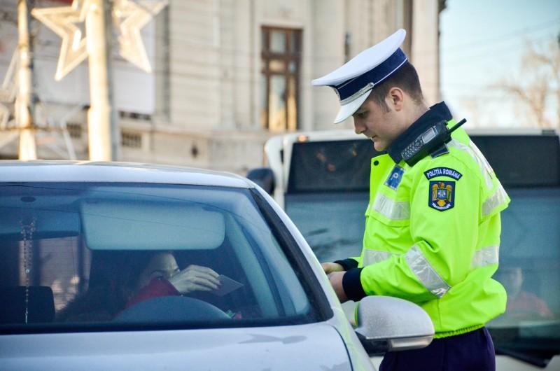 BOTOȘANI: 274 de mașini verificate, 174 de șoferi sancționați, 9 au rămas fără permis de conducere!