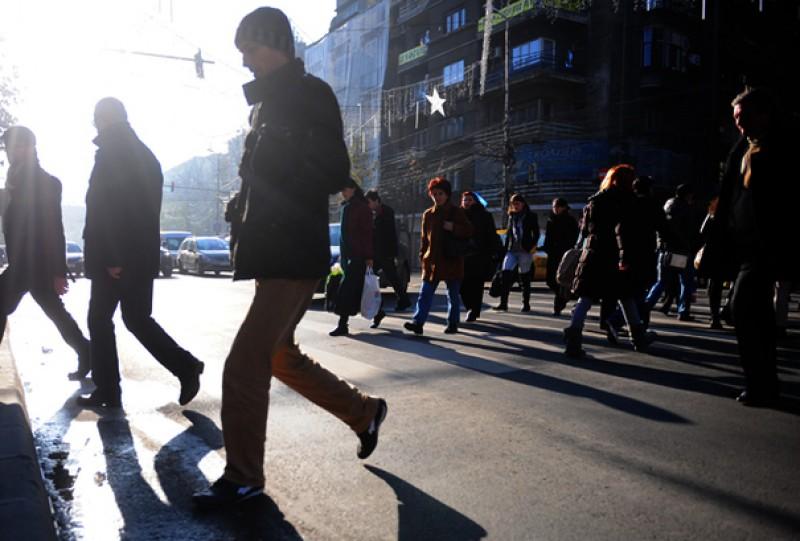 Botoșani: 40 de pietoni au fost sancţionaţi pentru traversare neregulamentară!