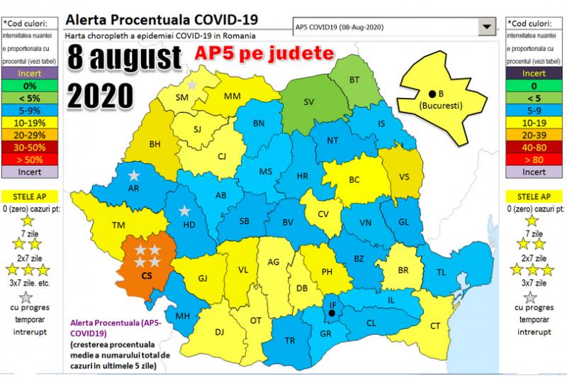 """Botoșani a devenit """"zonă verde"""" pe harta COVID. Mesaj de recunoștință transmis de către șefa DSP"""