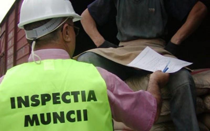 Botoșani: Amenzi de aproape jumătate de milion de lei, împărțite în domeniul muncii, în ultimele trei luni