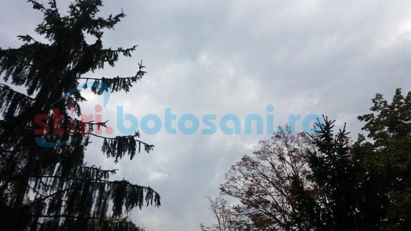 Botoşani: Cod galben de furtună în timp ce în restul ţării manifestările vremii au fost cumplite!