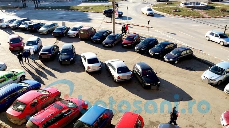 BOTOȘANI: Ai concesionat un loc de parcare! Știi ce DREPTURI și OBLIGAȚII ai? FOTO