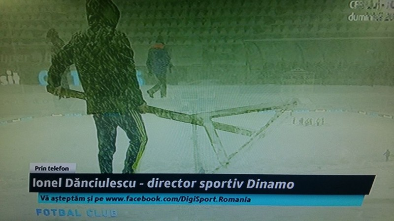 """FC Botoşani - Dinamo, amânat? """"Este părerea tuturor că nu trebuie să se joace!"""""""