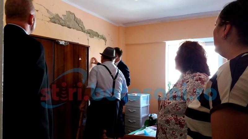 Botoşani, după explozie: Semne de întrebare ale proprietarilor blocului afectat FOTO, VIDEO