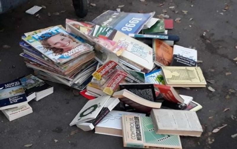 """Botoșani, judeţul cu cele mai mici vânzări de cărţi. """"Popa şi profesorul mai citesc, restul n-au ce mânca, nu le arde de ele"""""""