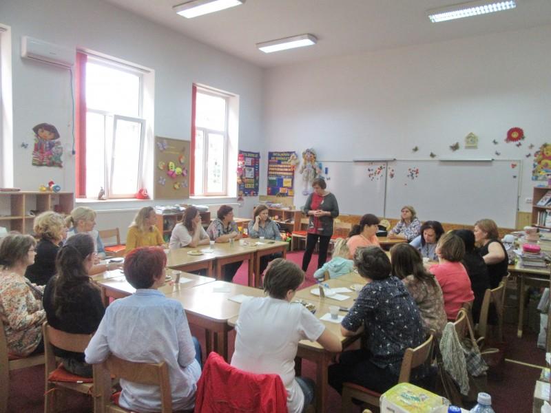 """""""Botoșani, orașul copilăriei mele"""", proiect al Asociației """"Educatori creativi-copii inventivi"""""""