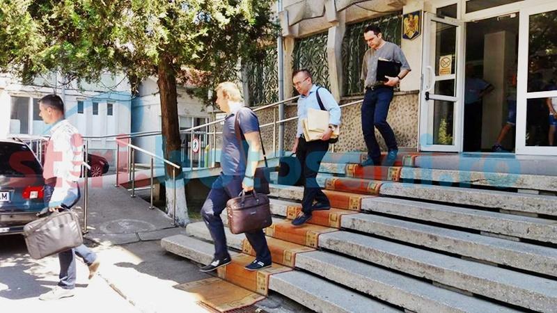 BOTOŞANI: PERCHEZIŢII la Poliţie şi la Parchetul Tribunalului! FOTO