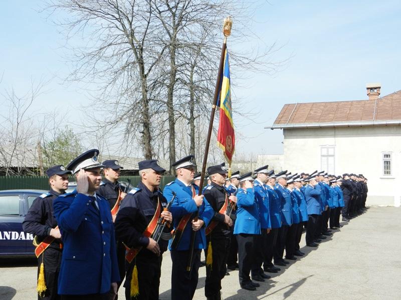 Botoşani: Recrutările jandarmilor s-au încheiat