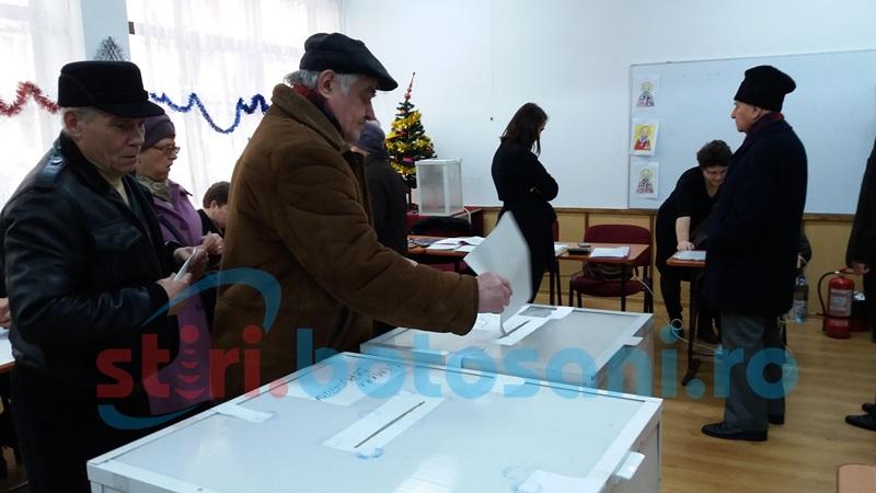 BOTOȘANI: Rezultatele OFICIALE parțiale la alegerile parlamentare! PSD, victorie zdrobitoare!