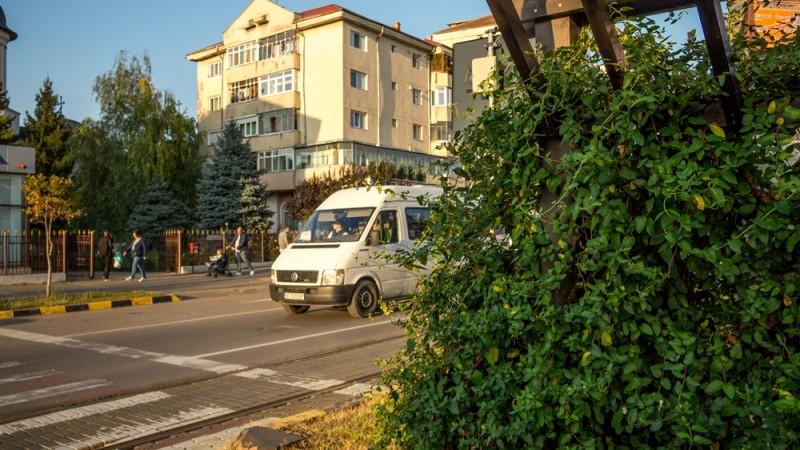 Botoșani, ruleta rusească: Pericolul din preajma trecerilor de pietoni - FOTO