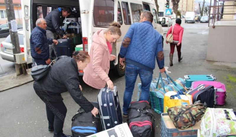 Botoșani: Transportul rutier internațional de persoane a fost suspendat