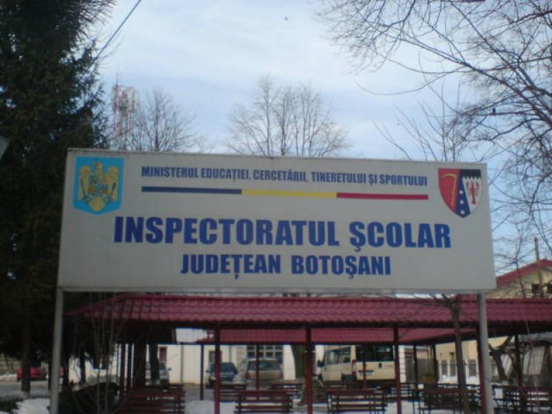 Botosani: Vezi directorii de scoli eliberati/numiti in urma expirarii contractului de managment