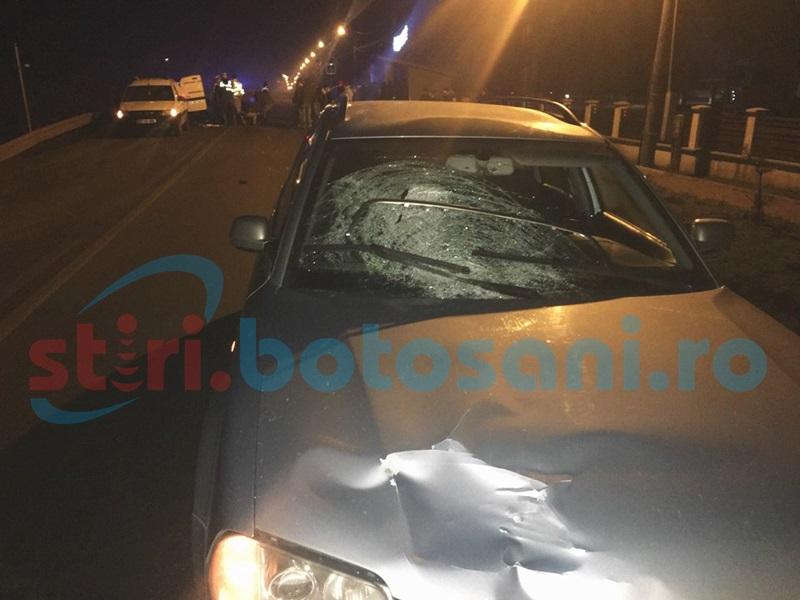 Botoşani: Viteza excesivă şi pietonii neatenţi: principalele cauze ale evenimentelor rutiere grave