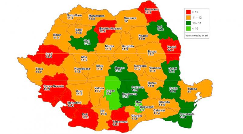 Botoșaniul, județul rablelor din România!