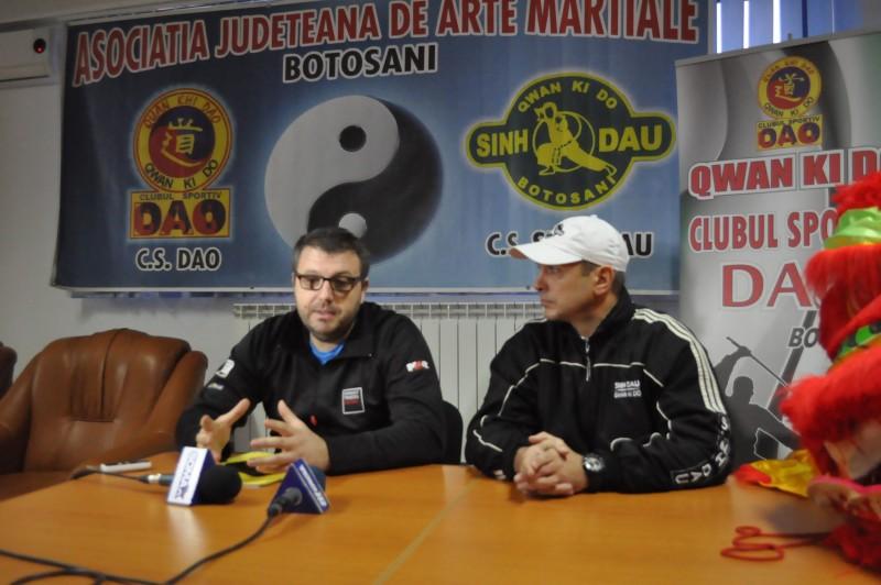Botosaniul va gazdui o Cupa Internationala de arte martiale! Sportivii din Anglia si Moldova se vor lupta cu romanii! FOTO