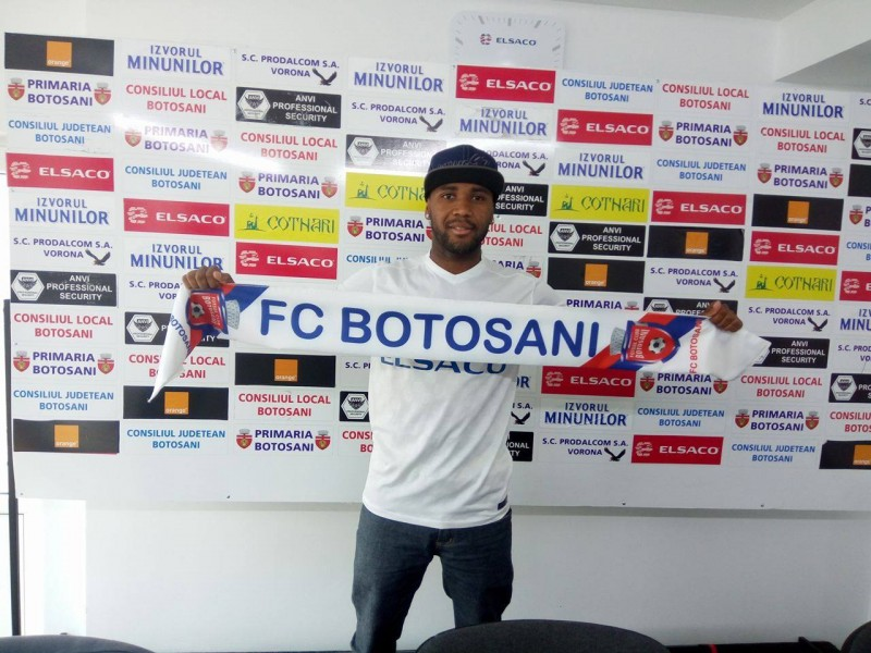 Brazilianul WILLIE BARBOSA a semnat cu FC Botosani! Vezi VIDEO cu golurile marcate!