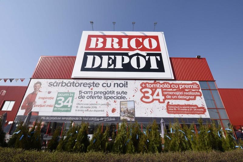 Brico Depôt vine mai aproape de clienți la nivel național, acum și în Botoșani