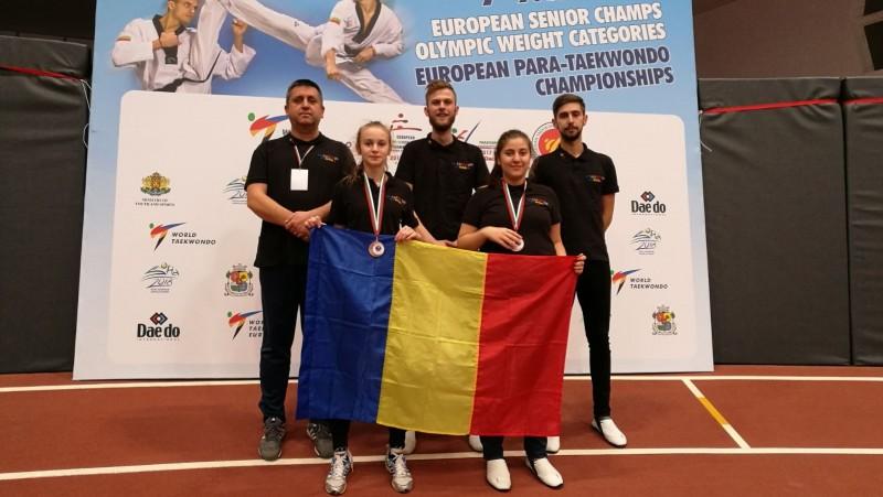 """Brilliant Taekwondo aduce două medalii de la Turneul Internațional """"Hereya Open""""! FOTO"""