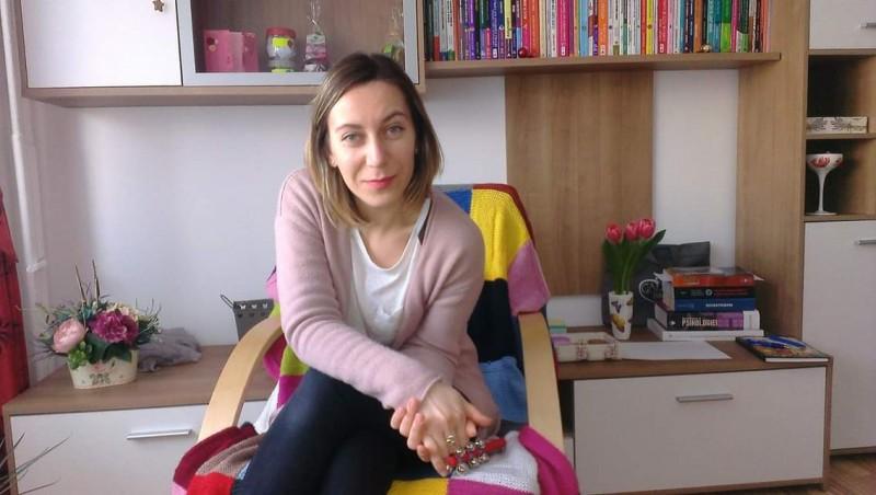 Bucătarul propriei rețete a fericirii: botoșăneanca Cristina Lupașcu, medic pentru suflet și minte