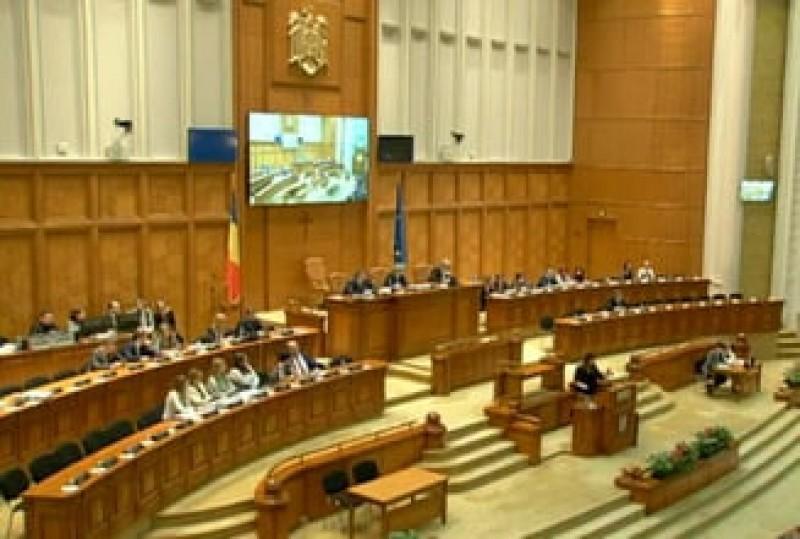 Bugetul a trecut de votul final in Parlament. Dancila: Nu poate sa raspunda tuturor asteptarilor dar este realist