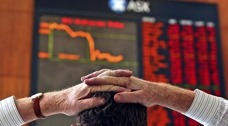 Bursele lumii încep să scadă din cauza virusului ucigas. Preţul aurului a urcat la cel mai ridicat nivel din ultimii şapte ani