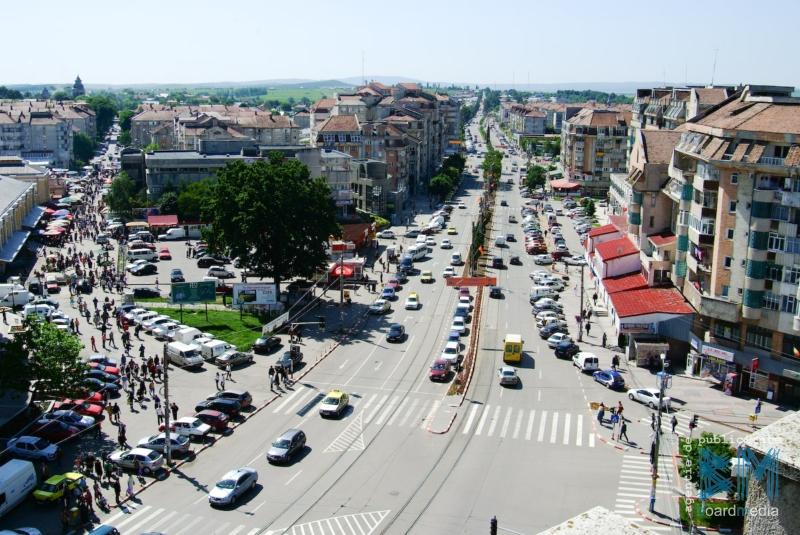 Oraşul Botoşani, printre cele mai dezavantajoase din punct de vedere al costului vieţii