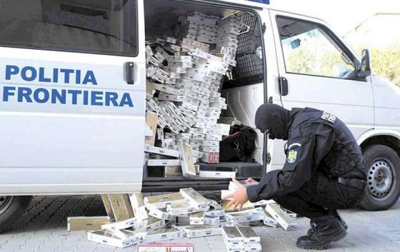 Ca să nu mai fie descoperiți și cu marfa confiscată, contrabandiștii ucrainieni de țigări încep să renunțe la intermediarii români din Botoșani!