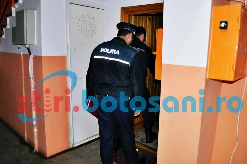 Cadavru descoperit într-un apartament din municipiul Botoșani!