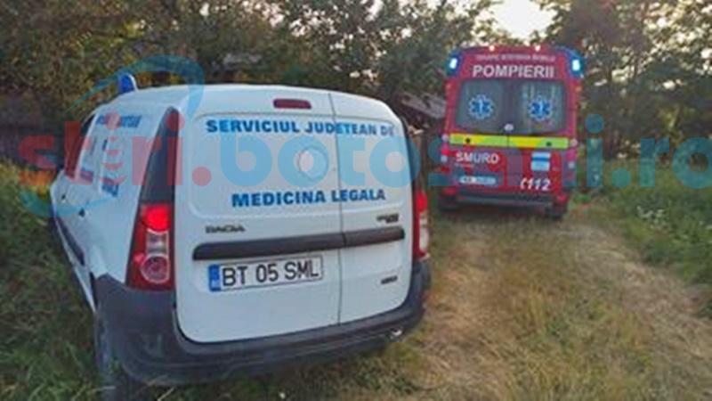 Cadavru găsit într-o casă din municipiul Botoşani!