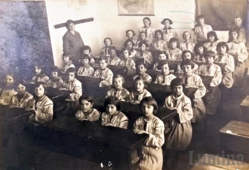 Călătorie prin școala de altădată