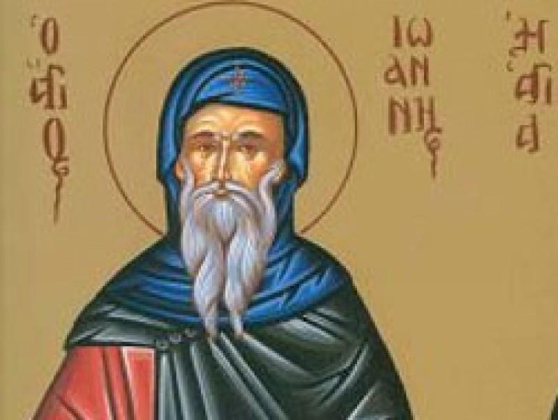 Calendar creștin ortodox: 18 aprilie – Ucenicul Decapoitului