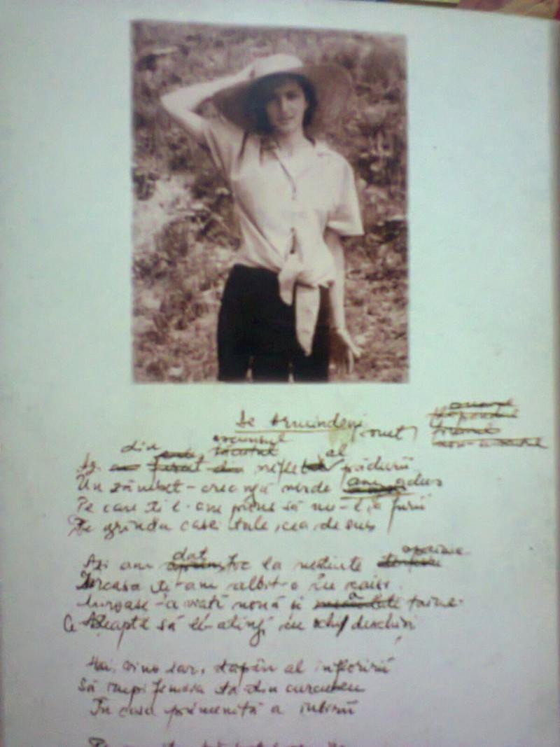 """Camelia Răileanu ( 24 iunie 1969 - 2 martie 2002) - """"Dimineaţa cercului"""" sau pătimirea prin poezie"""