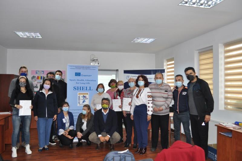 Camera de Comerț și Industrie Botoșani a găzduit cea de-a IV-a întâlnire transnațională din cadrul proiectului Erasmus+ SHELL- Sports, Health Education for Long Life
