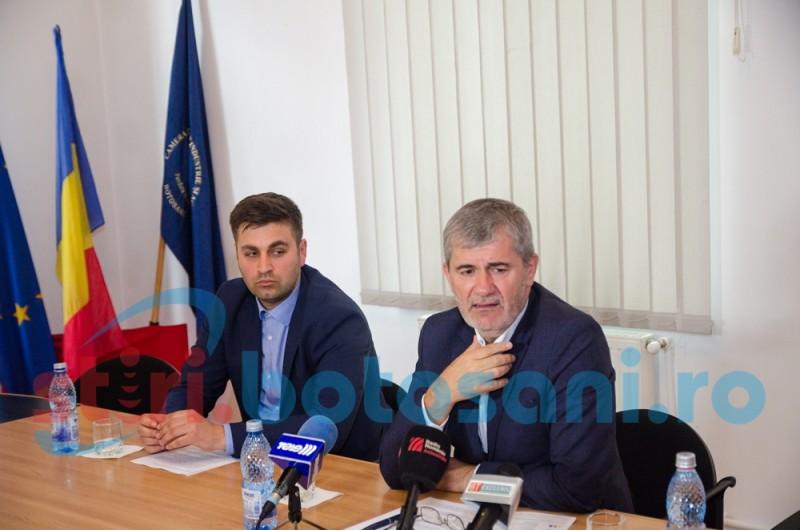 Camera de Comerț va realiza un studiu privind radiografia economică a județului Botoșani!