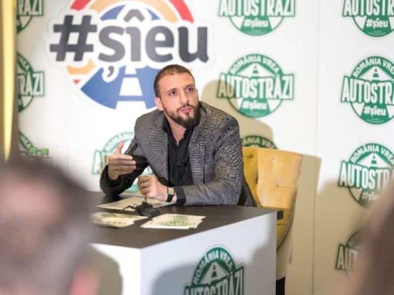 """Campania #șîeu - Ștefan Mandachi: """"Îmi doresc să circul decent pe străzi, fără să fiu condamnat la moarte"""""""